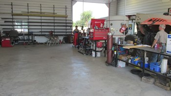 4 State Trailers Parts Department
