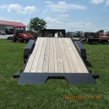 Friesen Trailer Tilt Deck