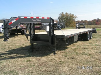 Friesen Trailer Flat Bed