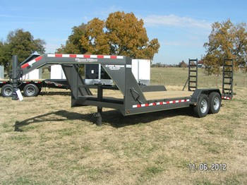 Friesen Trailer Goose Neck